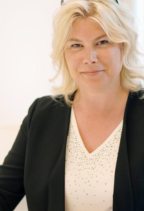 Helene Karlsson Vd och grundare av sifferhjälpen